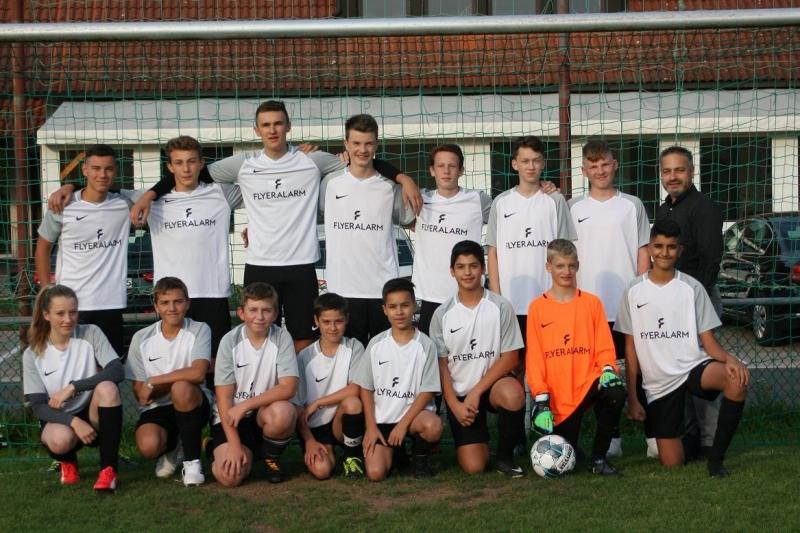 U15 C Junioren Fussball
